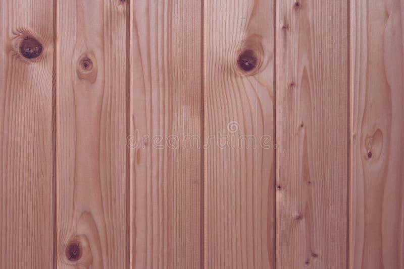 Roze houten plankoppervlakte, houten patroon De uitstekende achtergrond van de houttextuur Houten bureaulijst in rustieke stijl E royalty-vrije stock foto