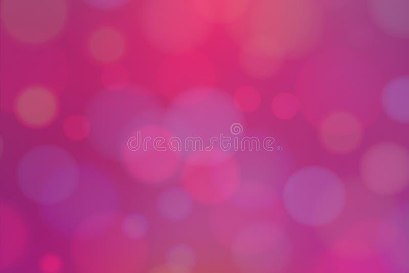 Roze kleurenachtergrond royalty-vrije stock afbeelding