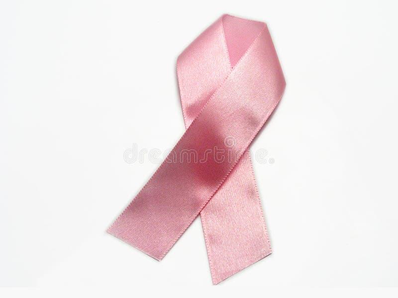 Roze lint royalty-vrije stock foto