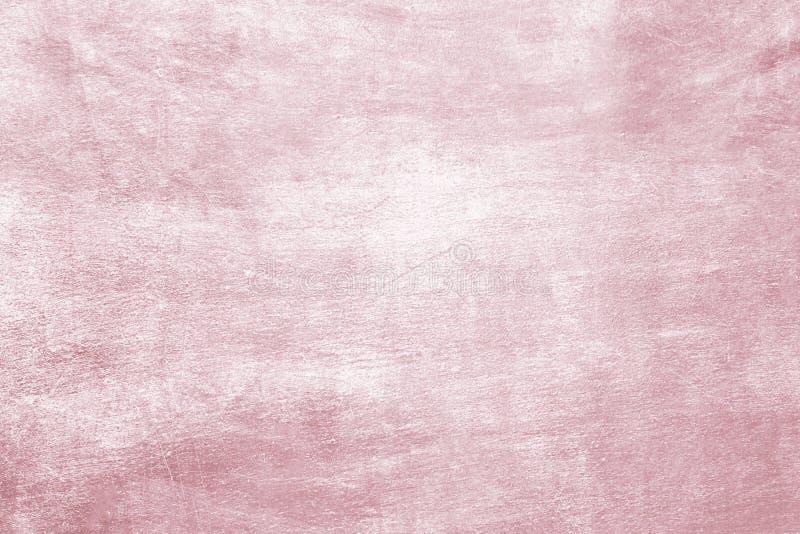 Roze nam goldtone abstracte textuur en gradi?ntenschaduw voor vanlentineachtergrond toe royalty-vrije stock foto's