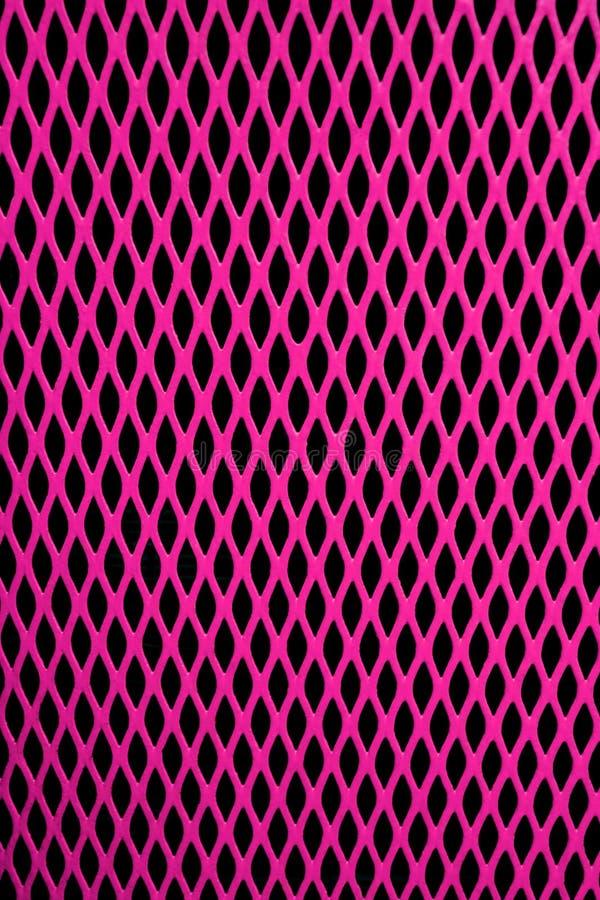 Roze Netwerk royalty-vrije stock afbeeldingen