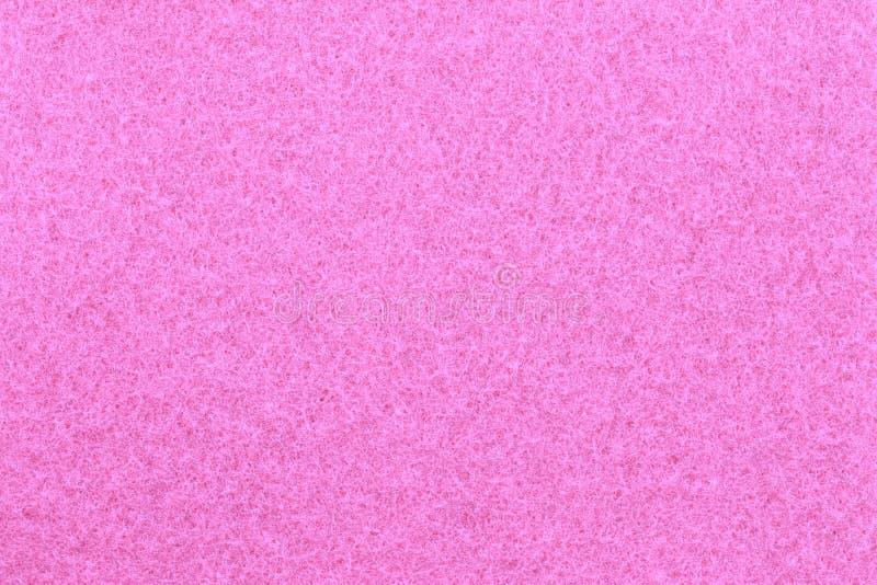Roze oppervlakte van Microfiber-doek stock afbeeldingen