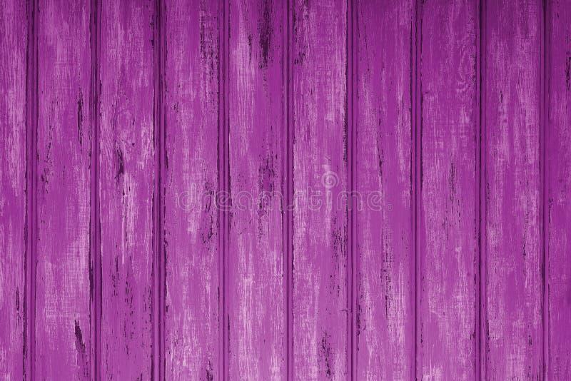 Roze Oude Houten Textuur Uitstekende Achtergrond stock afbeelding