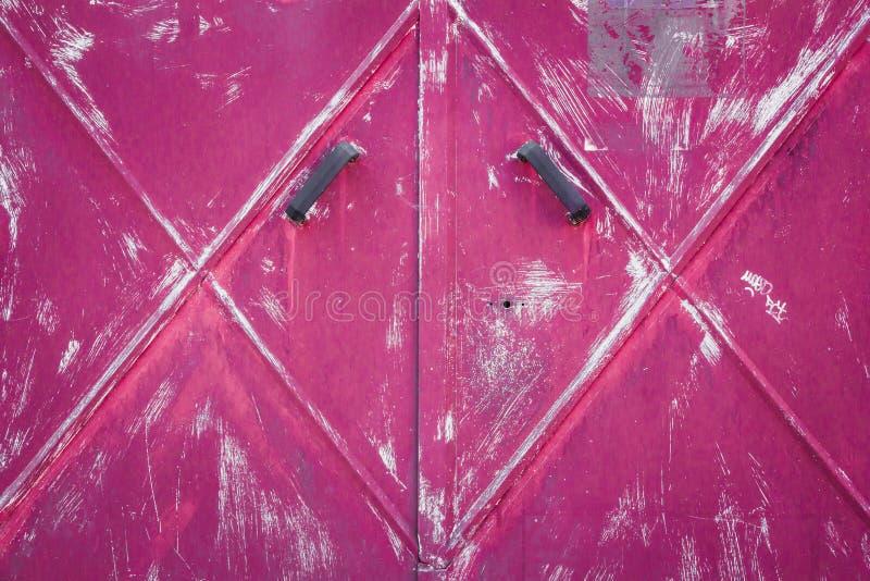 Roze paneel royalty-vrije stock afbeelding
