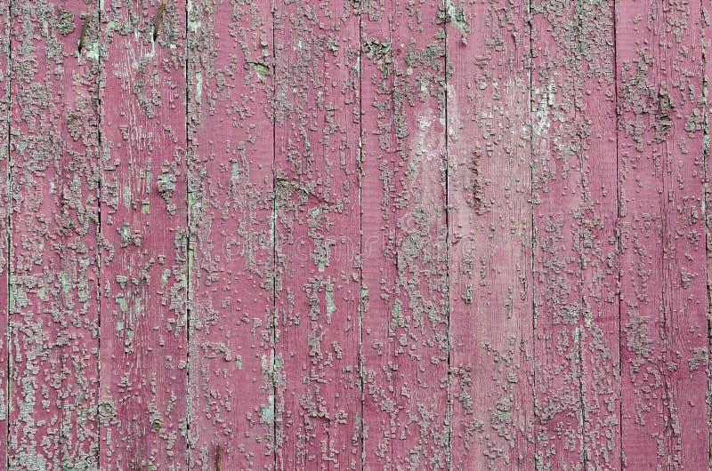 Roze ruwe verticaal gevestigde raad royalty-vrije stock afbeeldingen