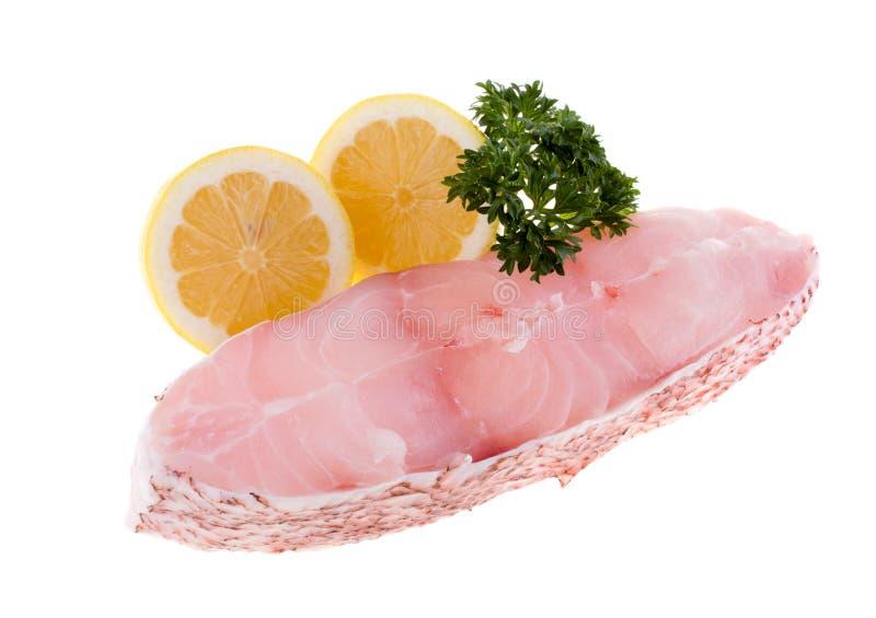 Roze tandbaars stock fotografie