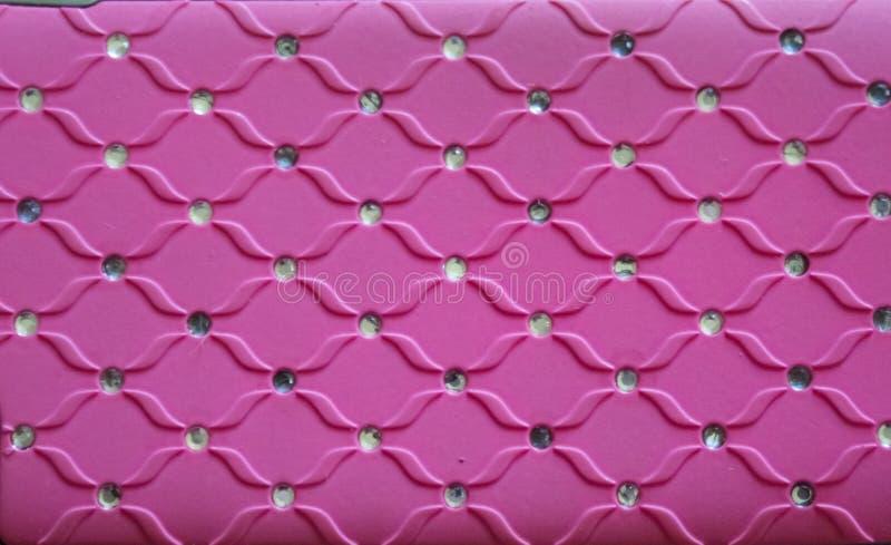 Roze textuurachtergrond stock fotografie