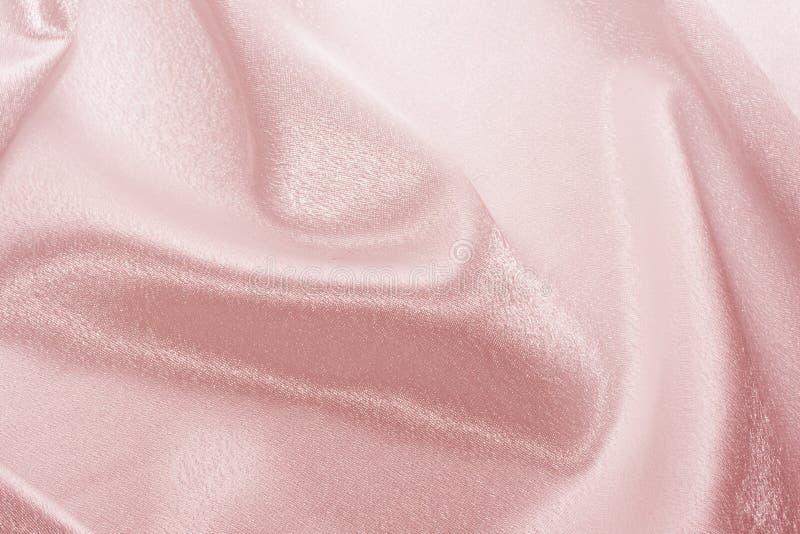 Roze zijde royalty-vrije stock foto's