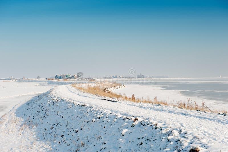 Download Rozewerf no inverno imagem de stock. Imagem de país, tourism - 12803777