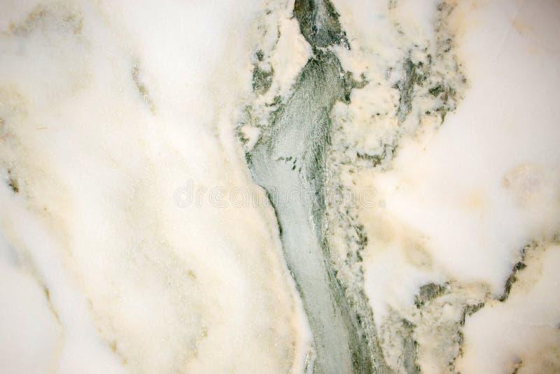 Rozjaśniający plasterka marmurowy onyks Horyzontalny wizerunek Ciepli zieleni kolory Piękny zakończenie w górę tła fotografia stock