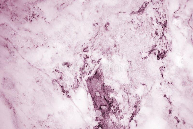 Rozjaśniający purpurowych plasterków marmurowy onyks obraz royalty free