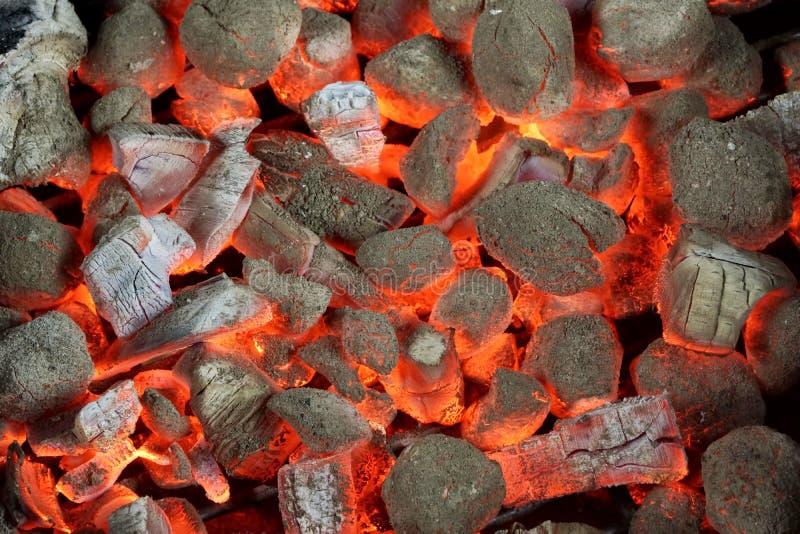 Download Rozjarzony Węgiel Drzewny Brykietuje Tło Teksturę Obraz Stock - Obraz złożonej z wyrko, tło: 53783395