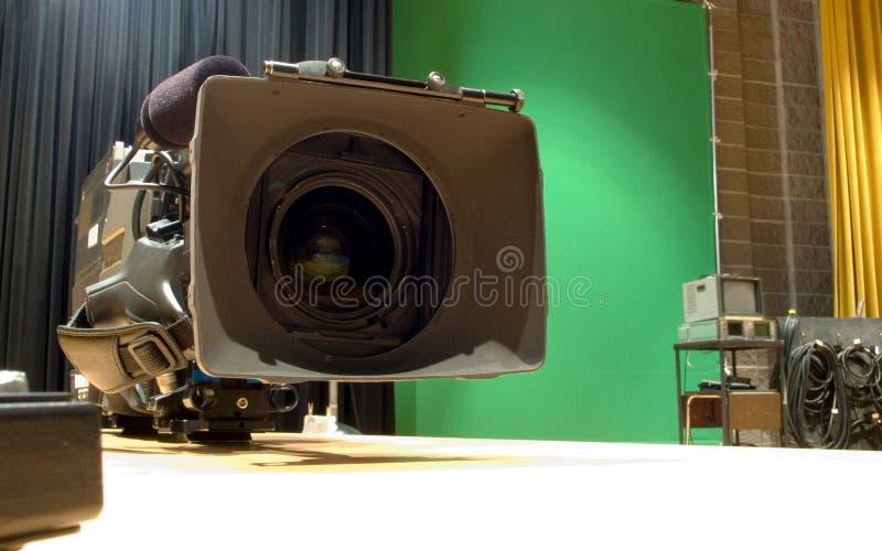 rozmowa kamery obrazy royalty free