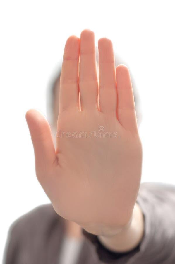 rozmowa ręce zdjęcia royalty free