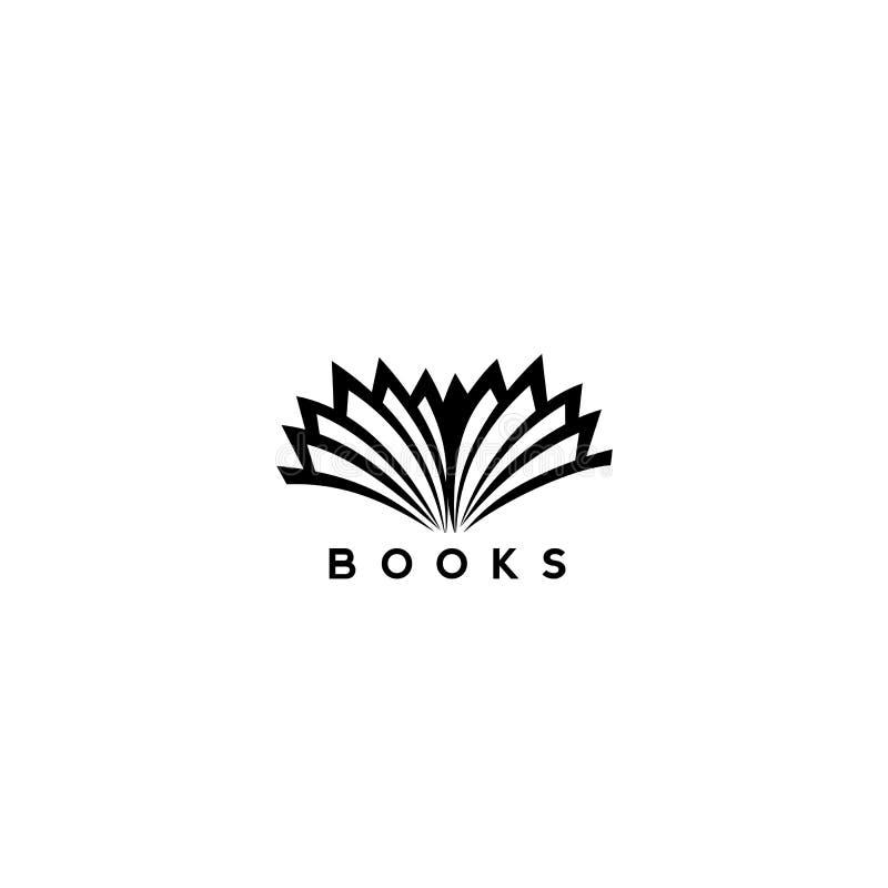 Rozpieczętowana książka wzywa wektorowego ilustracyjnego projekt ilustracja wektor