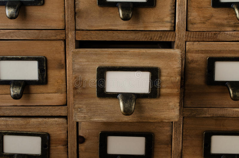 Rozpieczętowany Karcianego wskaźnika kreślarz zdjęcie stock