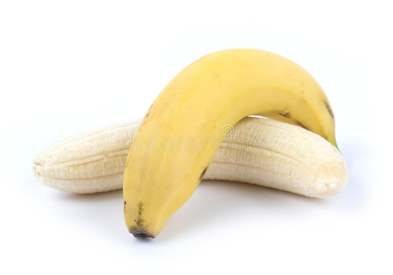 Rozprucie banan obraz royalty free
