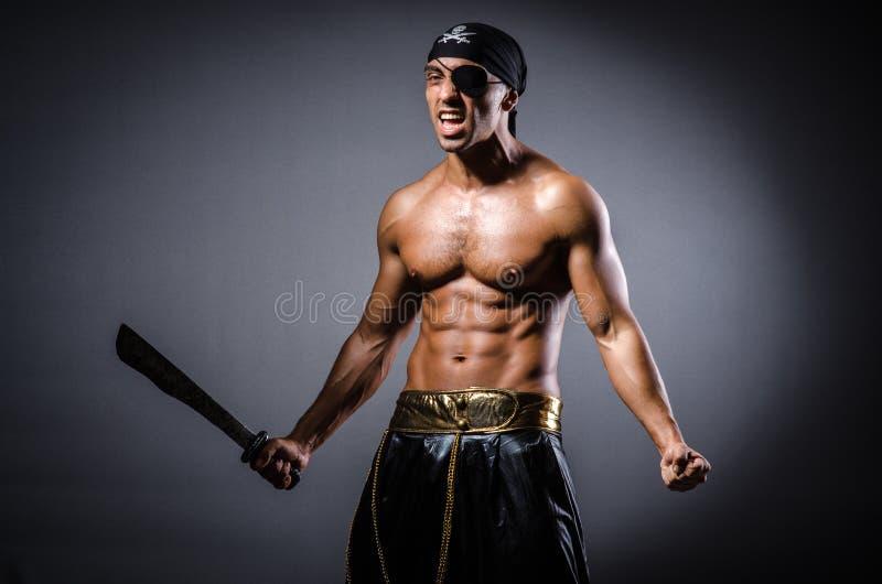 Rozpruwacza pirat zdjęcia stock