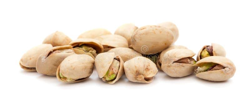 Rozsypisko pistacja zdjęcie stock