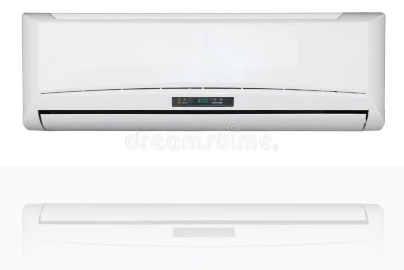 Rozszczepiony systemu powietrza conditioner fotografia stock