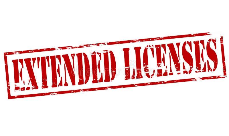 Rozszerzeni licencja ilustracji
