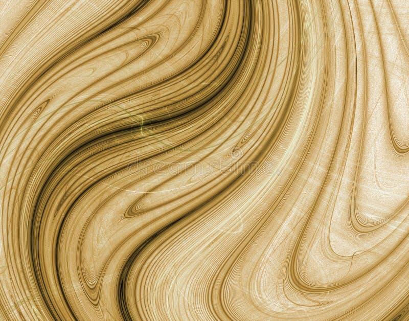 Roztapiający drewno zdjęcie royalty free