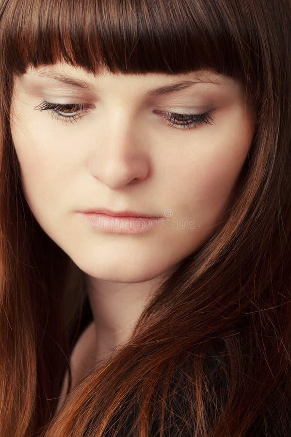 rozważna kobieta obrazy stock