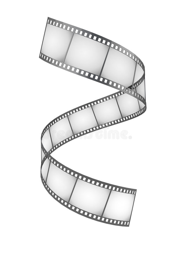 rozwijać film ilustracji