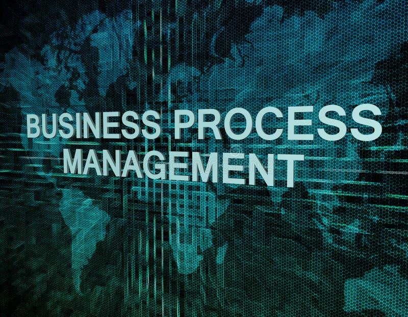Rozwoju Biznesu zarządzanie ilustracja wektor