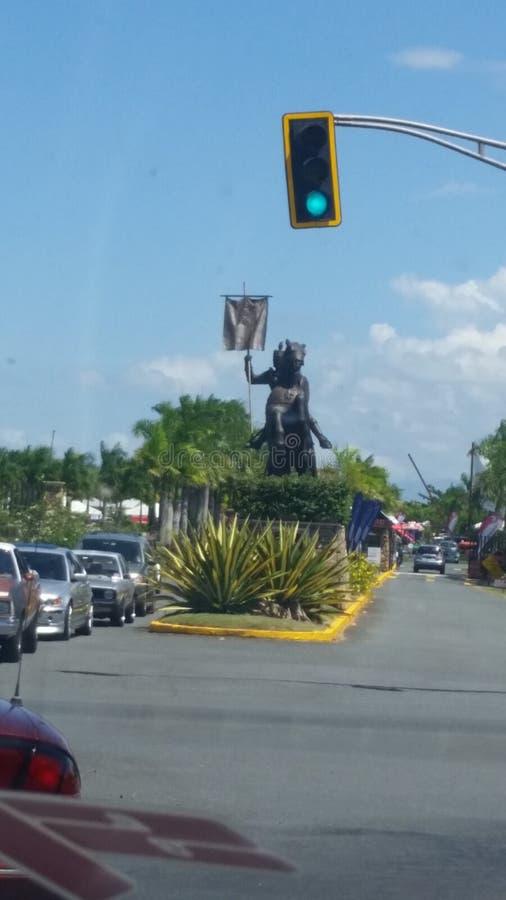 RP affectueuses de la vie du Porto Rico images stock
