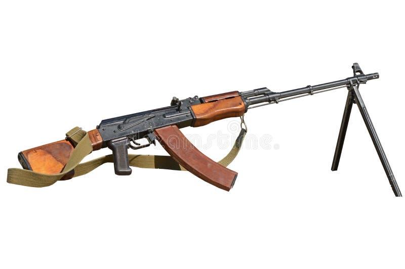 RPK-Machinegeweer royalty-vrije stock foto