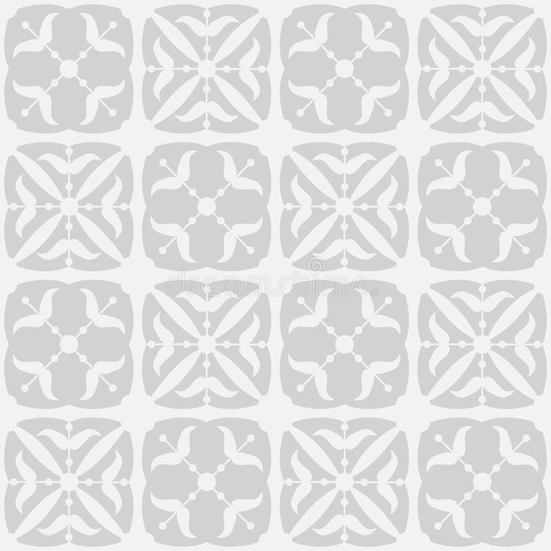 RRoyal heraldic ornament, seamless pattern stock photography