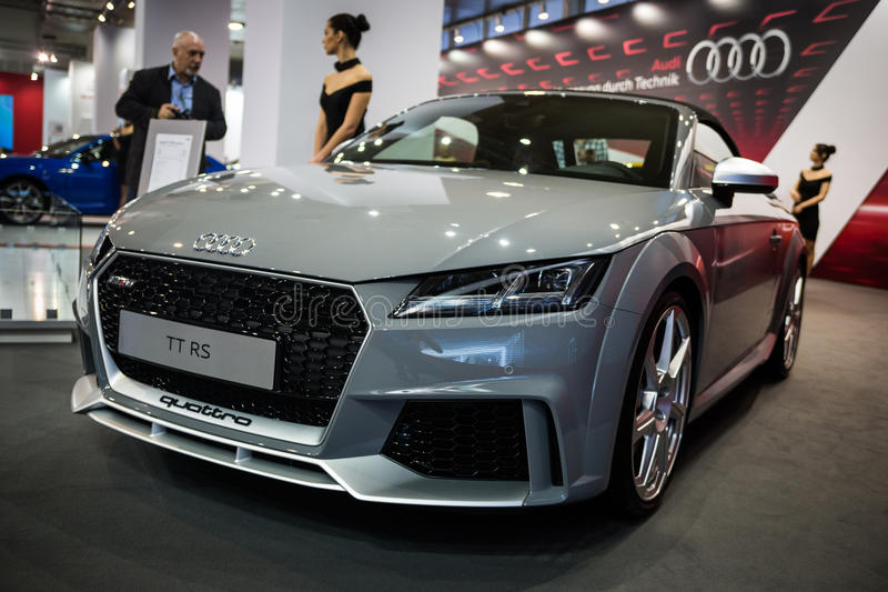 Rs d'Audi TTT photo stock