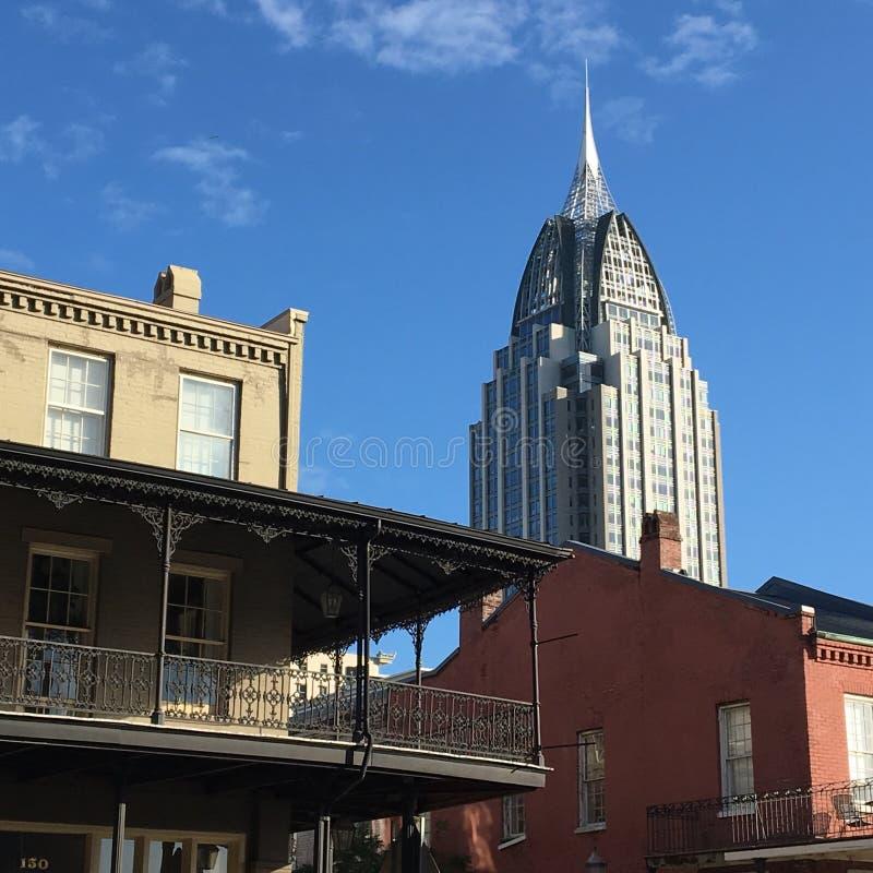 RSA bitwy domu wierza, wisząca ozdoba, Alabama obrazy stock