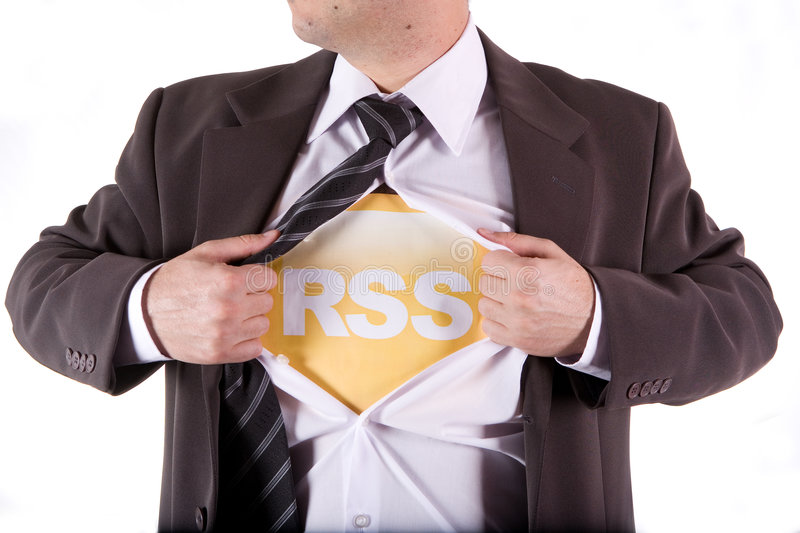 Download RSS businessman editorial stock photo. Image of confident - 6038443