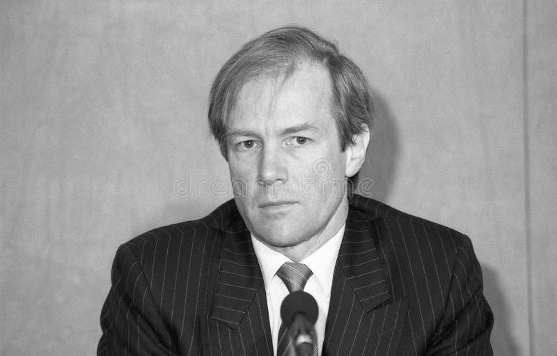 Rt.Hon. Peter Lilley foto de stock royalty free