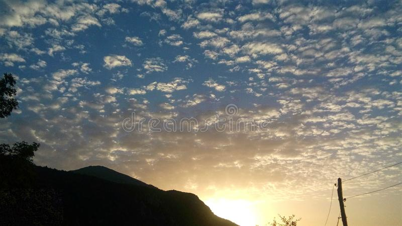 Rtanj, гора стоковое фото rf