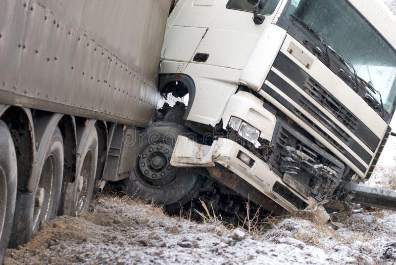 Ruído elétrico do caminhão foto de stock royalty free