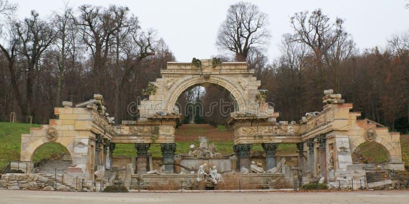 A ruína romana imagem de stock royalty free