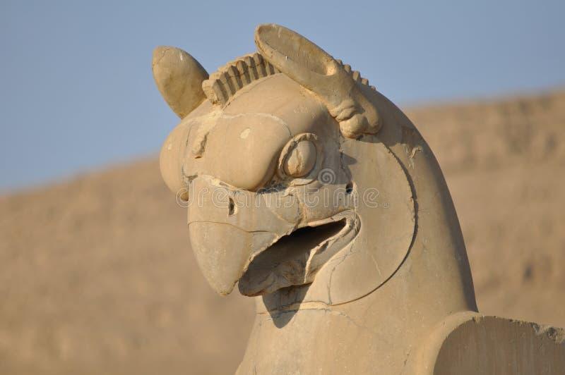 Ruínas de Persepolis fotografia de stock royalty free