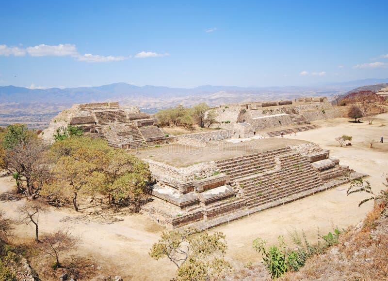 Ruínas de Uxmal, México fotografia de stock royalty free