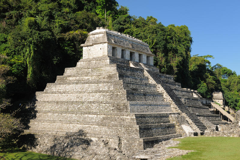 Download Ruínas Do Maya De Palenque Em México Foto de Stock - Imagem de indian, zapotec: 29834546