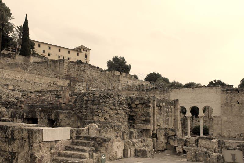 Download Ruínas Do Palácio Da Arqueologia Imagem de Stock - Imagem de público, antigo: 80101667
