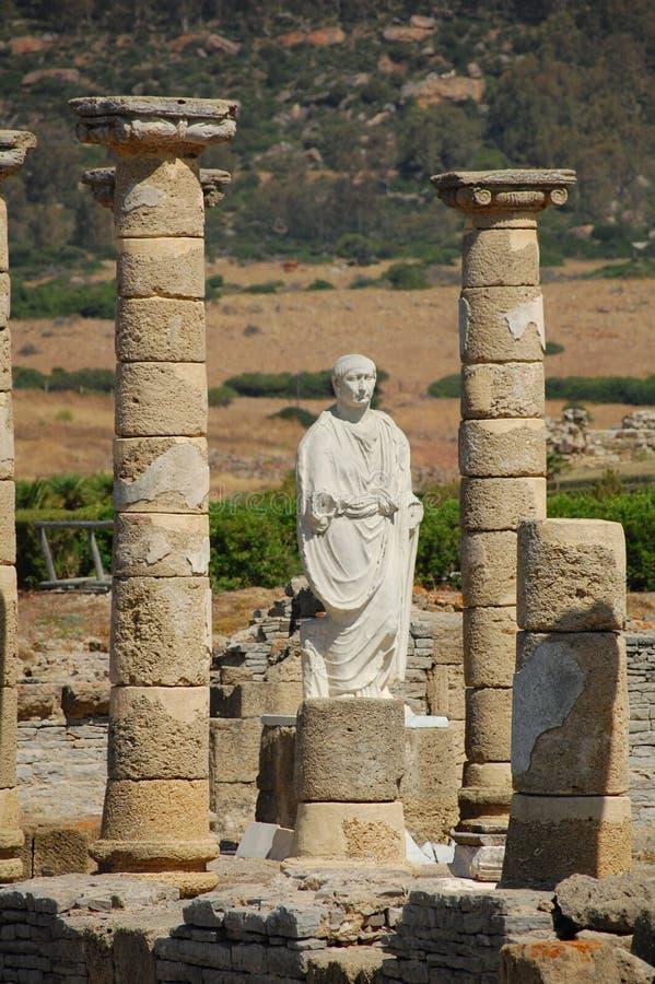 Ruínas romanas de Baelo Claudia fotos de stock royalty free