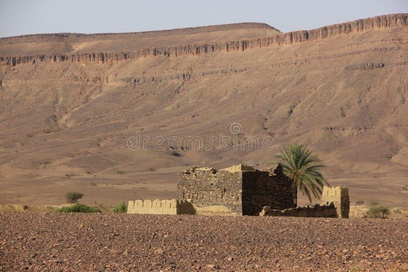 ruïnes royalty-vrije stock foto
