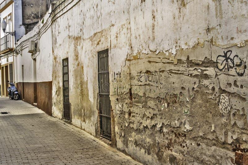 Rua De Merida Fotografia de Stock