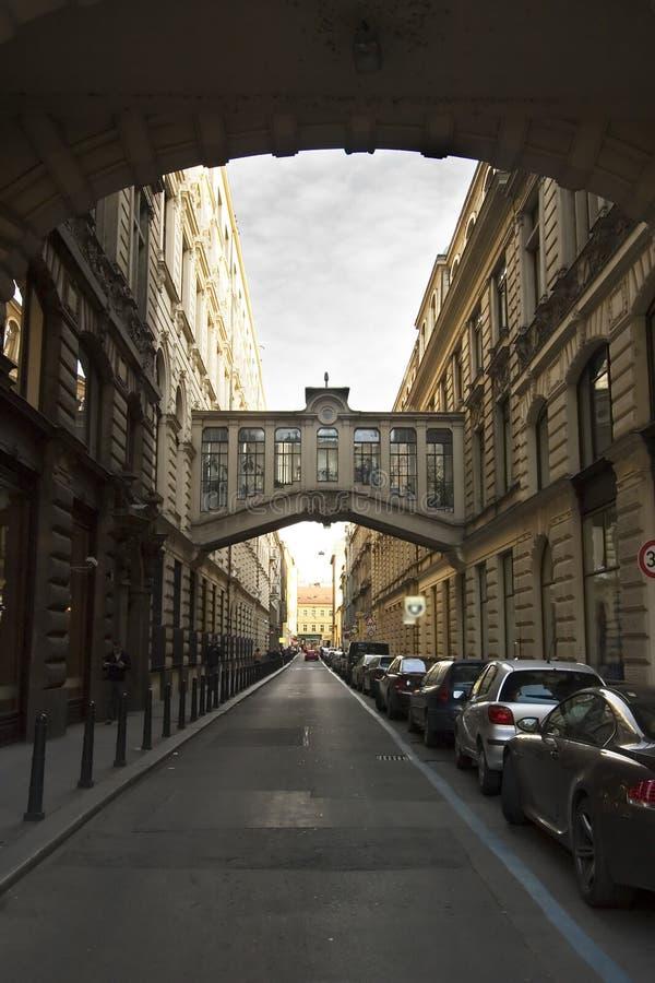 Rua de Nekazanka imagem de stock