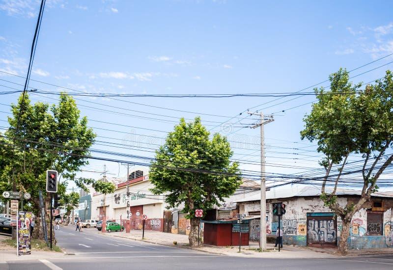 Rua dos talcos fotos de stock royalty free