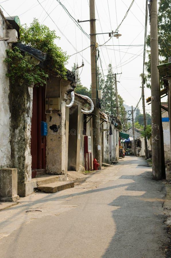 Ruas antigas imagens de stock