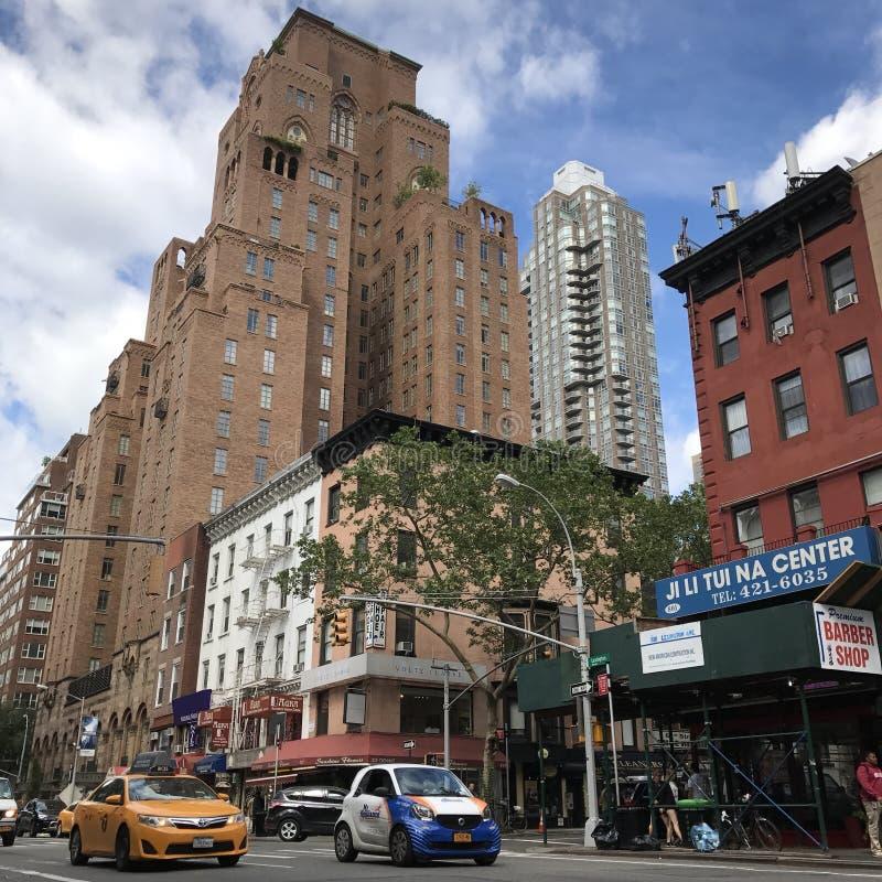 Ruas de New York imagens de stock royalty free
